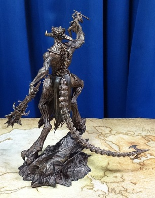 ESO's note 004 : Molag Bal Statue同梱 「Imperial Edition